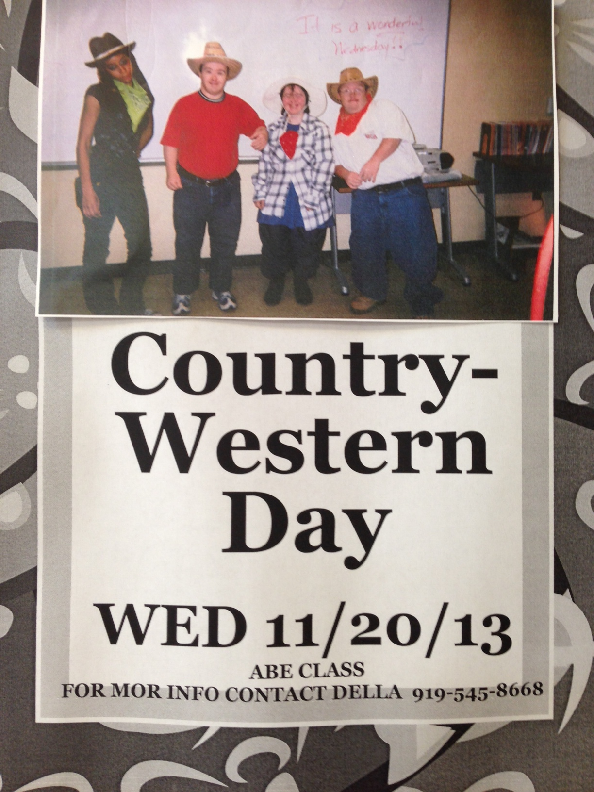 Country Western Day