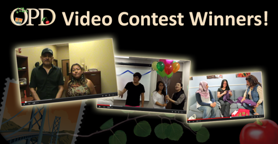 OPD Video Contest 2014