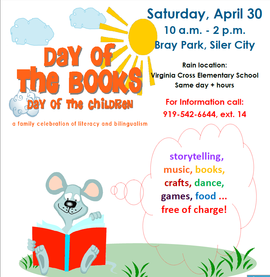 The Day of The Books2016