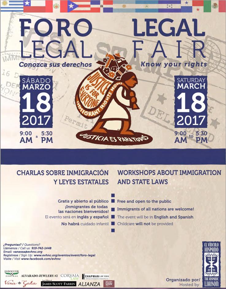 Legal Fair 2017